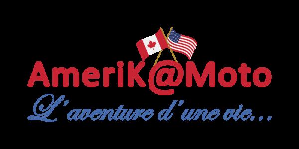 Voyages en groupe de moto – Transport – AmerikaMoto Logo