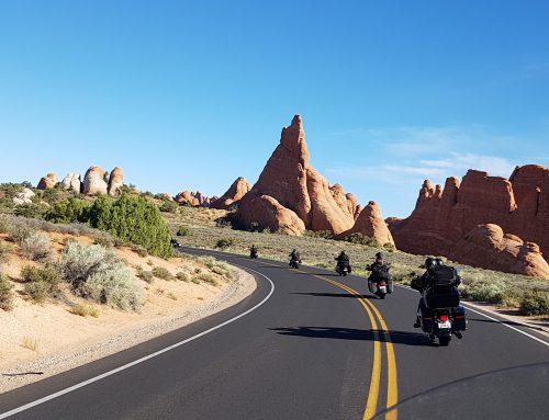 La Route Des Canyons